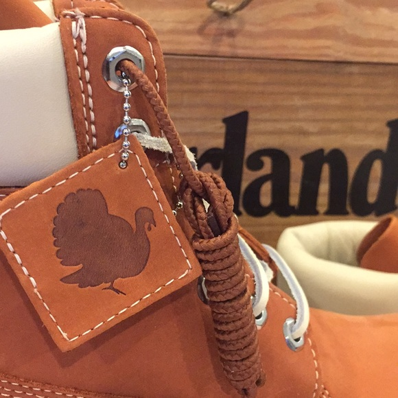 """Timberland Other - Timberland Special Edition """"Thanksgiving Dinner"""""""